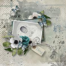 layout using Value Pack : Dream by Florju designs