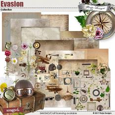 Evasion Collection by Florju Designs