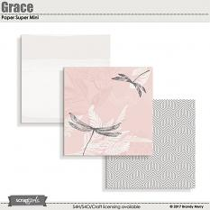 Grace Paper Super Mini by Brandy Murry