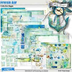 layout using  Value Pack : Fresh Air by florju designs