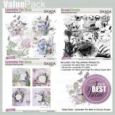 Value Pack 2: Lavender For Mom