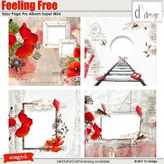 feeling free easy page by d's design