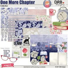 One More Chapter Collection by DRB Designs | ScrapGirls.com