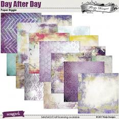 Day After Day Paper Biggie by florju designs