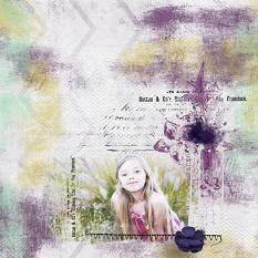 layout using Value Pack : Day After Day by florju designs