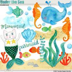 Under the Sea Embellishments