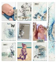 layout using Pocket Life: Amazing by florju designs