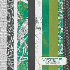 The Verde Collection Paper Details