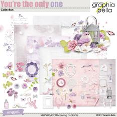 You're the only one Collection by Graphia Bella