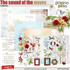 The sound of the waves Collection by Graphia Bella