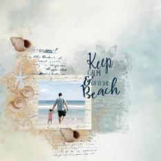 layout using Value Pack: Hello June by florju designs