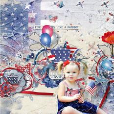 Stars And Stripes LO4