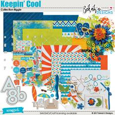 Keepin' Cool Collection Biggie by Bekah E Designs
