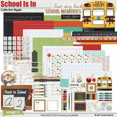 School Is In Collection Biggie Preview