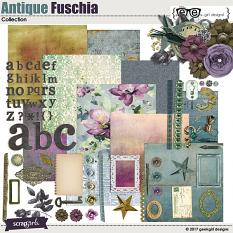 Antique Fuschia Collection