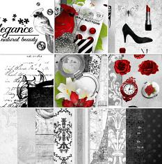 Elegancia Collection by Graphia Bella
