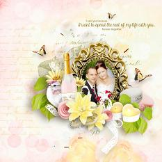 Unforgettable day Collection by Graphia Bella
