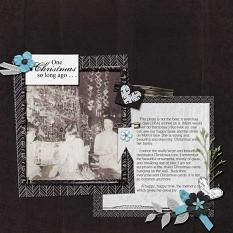 Layout by Kathryn using Funny Face - Collection