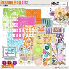 Orange Pop Fizz Collection