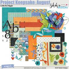 Project Keepsake: August Collection Biggie