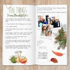 Ten Things I am Grateful For by Susie Roberts