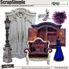 Ornate Decor Vol 5