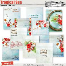 Value Pack: Tropical Sea by florju designs