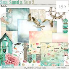 sea, sand & sun 2 collection by d's design