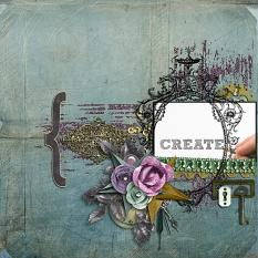 Create Layout by geekgirl designs