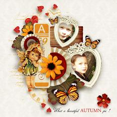 Fall in love by Graphia Bella