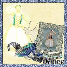 Layout by Joanna2 using Just Dance
