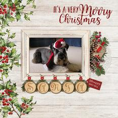 It's a Very Merry Christmas by Susie Roberts