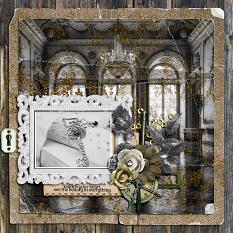 Unlock Your Heart layout by geekgirl designs
