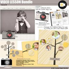 Video Lesson Bundle 4
