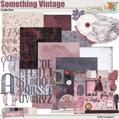 Something Vintage Collection by Caroline B.