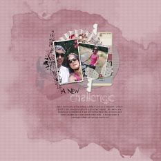LO made by Tam, using Something Vintage Collection by Caroline B.