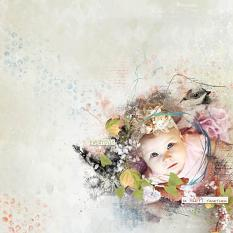 layout using Value Pack: Goodbye Summer by florju designs