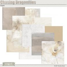 Chasing Dragonflies Paper by Brandy Murry