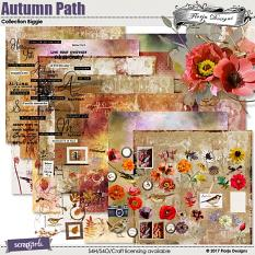 Autumn Path Collection Biggie by florju designs