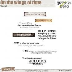 On the wings of time by Graphia Bella