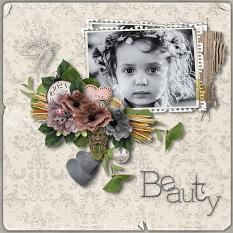 Beauty by Dentelle Scrap