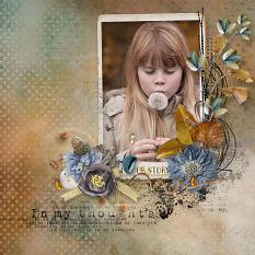 layout using Learn To Love Collection by florju designs