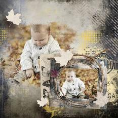 layout using Dynamic Visions Papers Mini Pack 2 by florju designs