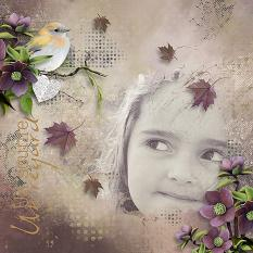 layout using Dynamic Visions Collection by florju designs