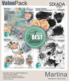 Value Pack: Martina