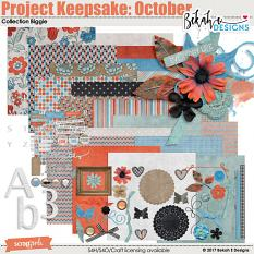Project Keepsake: October - Collection Biggie