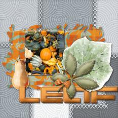 LO made with Pumpkins Collection Super Mini by Caroline B.