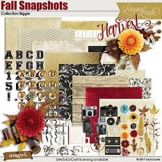 Fall Snapshots Collection Biggie