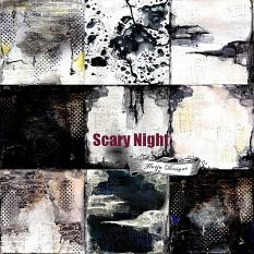 Scary Night Collection Mini by florju designs
