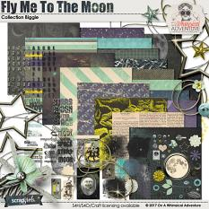 Fly Me To The Moon Collection Biggie by On A Whimsical Adventure